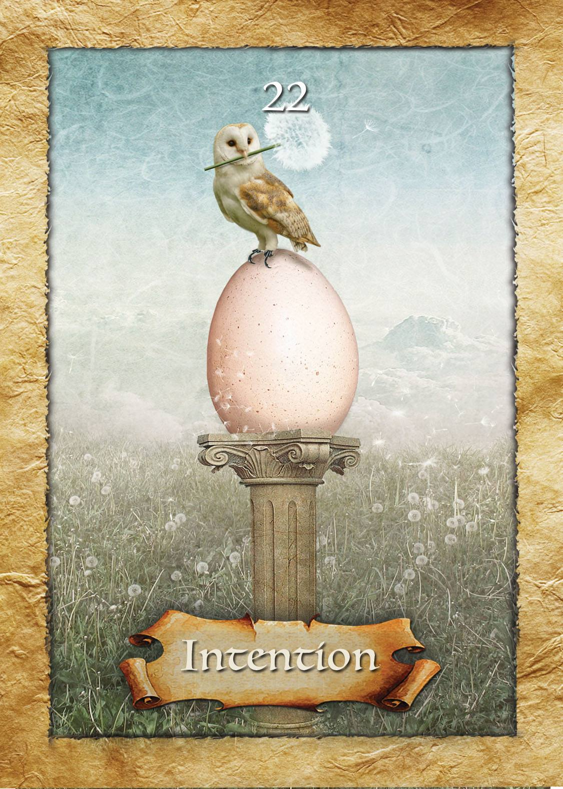 Set your intention today. Feel it, be it, know it, then send it out into the universe. Expect a miracle and it will come to pass in ways too numerous to count.